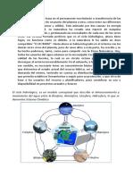 marco teorico hidrologia