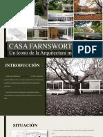Casa Farnsworth - Transparencias