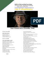 14. Juan Manuel Roca