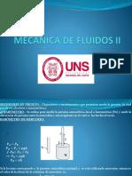 MECÁNICA DE FLUIDOS II-