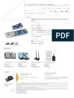 OPEN-SMART 2.4GHz USB Wireless Transmitter Receiver Serial Programmer _ Debugger Kit for Arduino - Free shipping - DealExtreme