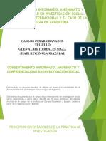 CONSENTIMIENTO INFORMADO, ANONIMATO Y.pptx