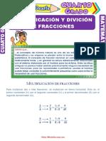 Multiplicando-y-Dividiendo-Fracciones-para-Cuarto-Grado-de-Primaria