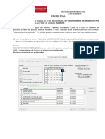EXAMEN CIP MARZO PLANIFICACION- 2020