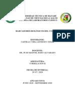 MARCADORES BIOLOGICOS DEL CORAZON