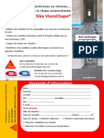 ViscoChape Flyer