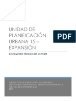 04. Documento Técnico de Soporte  - UPU 15 (1)