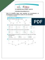6 Recuperacion Matematicas 2020 A