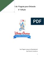 6 Edicao Manual de Viagem para Orlando
