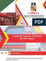 ESTUDIO Y SENSIBILIZACIÓN DEL IMPACTO AMBIENTAL DEL CAÑO BUQUE (SECTOR DE LA ESPERANZA)