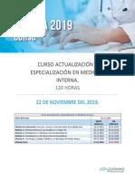 Agenda Medicina Interna