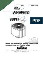 aquacal-heat-pump-manual-Spanish