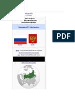 Rusia corrupcion