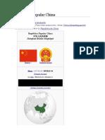 República Popular China cemo