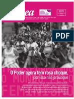 Jornal Fêmea número 168 Janeiro/Fevereiro/Março de 2011