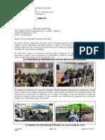 OFICIO 021 INFORME ACTIVIDADES PREVENCION ENERO