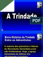 A Trindade Breve Histórico - pr Ivanaudo