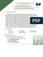 FICHA DE LABORATORIO ADN