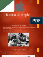 Historia de Apple 2.pptx