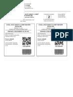 Mis tickets