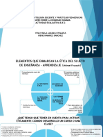 SEMINARIO DEONTOLOGIA DOCENTE Y PRACTICAS PEDAGOGICAS
