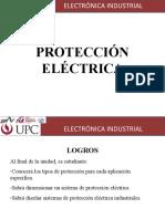 PROTECCIONES ELÉCTRICAS