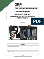 2019 Laboratorio-02-DCS-PCS7- Hardware DCS