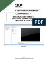 2019 Laboratorio-03-DCS-FCS - Herramientas de Software y Acceso Remoto