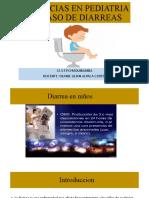 URGENCIAS EN PEDIATRIA EN CASO DE DIARREAS (1)