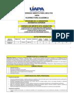 PROGRAMA MATEMATICA SUPERIOR FGM101