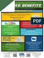member benefits poster 2020
