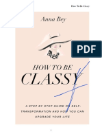 Download-How-To-Be-Classy-PDF