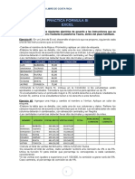 Práctica SI Excel