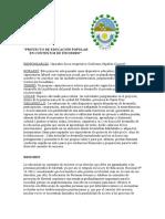 PROYECTO DE EDUCACIÓN POPULAR.doc