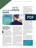 La importancia de los planes en la protección ejecutiva. SeguridadEnAmérica. 118. Ene. Feb 2020