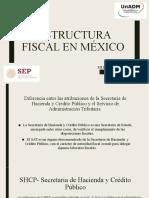 ESTRUCTURA FISCAL EN MÉXICO