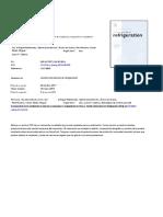 Estrategias de control para la operación de ventiladores de descongelación y evaporación en congeladores