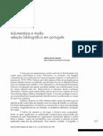 (Adilson José de Almeida) Indumentária e moda - seleção bibliográfica em português