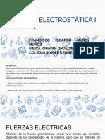 8 11 Electrostática