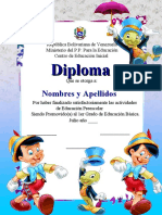 Diploma Pinocho [UtilPractico.com].ppt