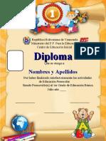 Diploma Unisex [UtilPractico.com].ppt