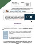 Guía 2 EL CUENTO 3°BÁSICO
