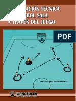 LA INICIACIÓN TÁCTICA DEL FÚTBOL SALA A TRAVÉS DEL JUEGO.pdf