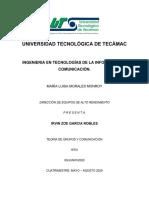 TEORIA DE GRUPOS Y COMUNICACIÓN