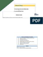 Proyecciones Financieras Smart Drop 2
