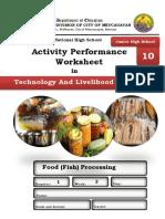 TLE-10-FOOD (FISH) PROCESSING-APW-Q1-W2