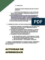 SOLUCIÓN DE LA GUÍA Y CORRECCIÓN