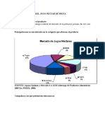 POSICIONAMIENTO DEL JUGO NÉCTAR DE FRUTA