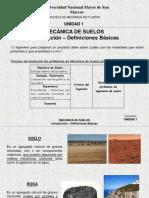 Definiciones_Basicas de mecanica de suelos
