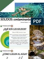 Solidos- IMPACTO AMBIENTAL